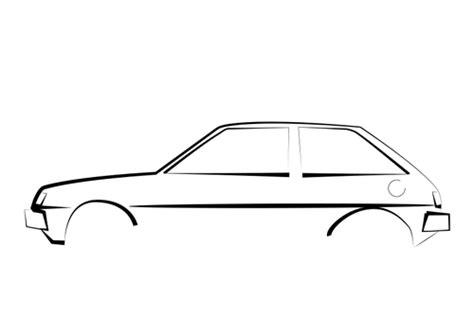 Kleurplaat Lta by Auto Umri 223 Vektor Zeichnung Domain Vektoren