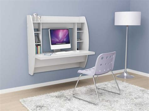 Wall Mounted Furniture For Study Table & Computer   HomesCorner.Com