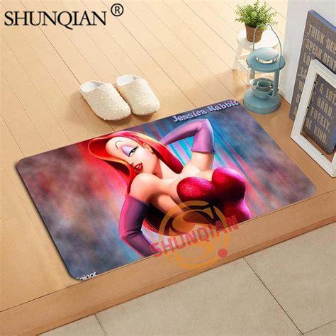 rabbit doormat rabbit doormat custom your mats print slip