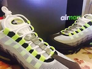 2015 Nike air max OG neon
