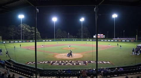 brown stroud field northwestern state demons stadium