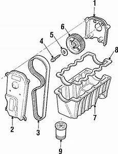 Mercury Tracer Engine Timing Belt  Timing  Belt  Chain