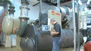 Trane Centravac U2122 Chiller - Variable Evaporator Flow
