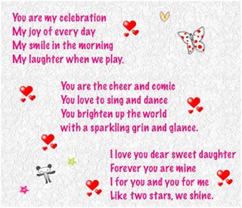 happy birthday poems  daughter  mom  dad happy