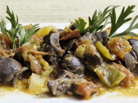 cuisine rognon recettes de rognons de cuisine d 39 afrique