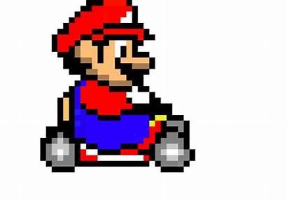 Mario Kart Pixel
