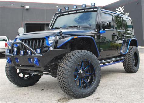 jeep wrangler grey 2017 2013 avorza jeep wrangler blue black edition done for