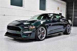 190-Mile 2019 Ford Mustang Bullitt Steve McQueen Edition for sale on BaT Auctions - closed on ...
