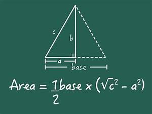 Fläche Berechnen Parallelogramm : die fl che eines gleichschenkligen dreiecks bestimmen wikihow ~ Themetempest.com Abrechnung