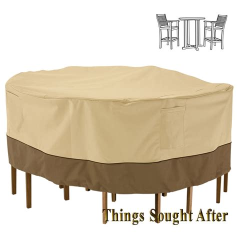 Patio Furniture Covers by Cover For Patio Table Chair Set Outdoor