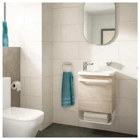 Ideal Standard Tonic Ii Handwaschbecken 46 Cm, Ablage