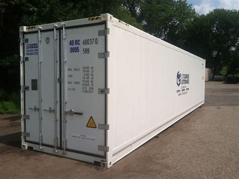 refrigerated storage containers minneapolis st paul mn