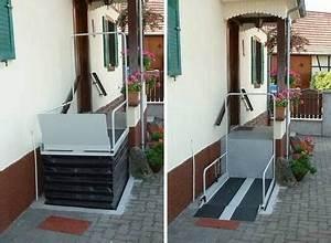 Ascenseur Exterieur Pour Handicapé Prix : monte charge handicap s exterieur bande transporteuse ~ Premium-room.com Idées de Décoration