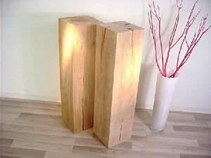 Säulen Aus Holz : holzbl cke holzblock holzkl tze aus massivholz eiche oder buche holz und deko holz ~ Orissabook.com Haus und Dekorationen