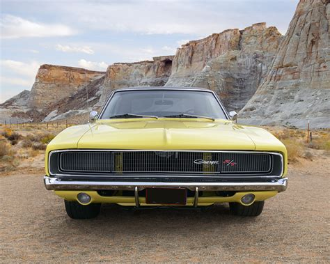50 Years of Charger: Part 1 of 5   The 1968 Dodge Charger