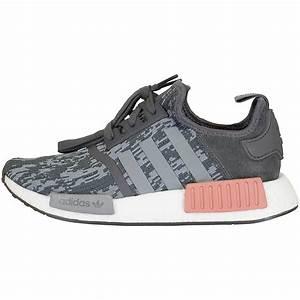 Adidas Nmd Damen : adidas originals damen sneaker nmd r1 grau pink hier bestellen ~ Frokenaadalensverden.com Haus und Dekorationen