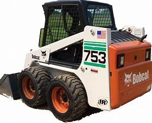 Bobcat 753 Loader Factory Service  U0026 Shop Manual