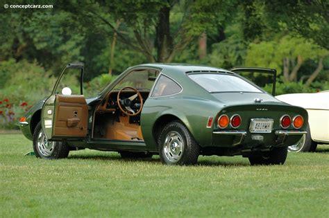 69 Opel Gt by 1969 Opel Gt Conceptcarz