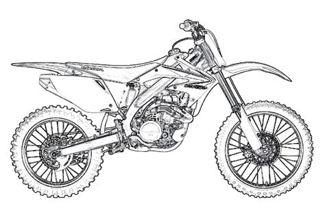 how to draw a motocross bike the dirt bike survival guide how you can benefit from