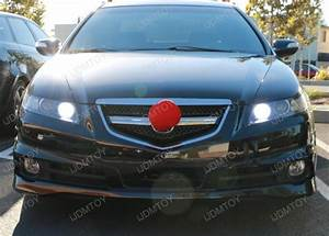 Installation  2007 2008 Acura Tl 9005 Led Daytime Running