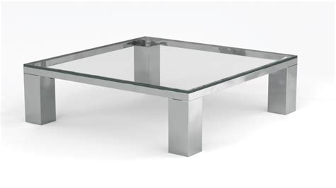 table basse de salon en verre transparent glassy mobilier moss