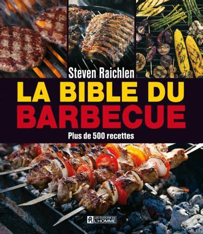 recettes barbecue weber