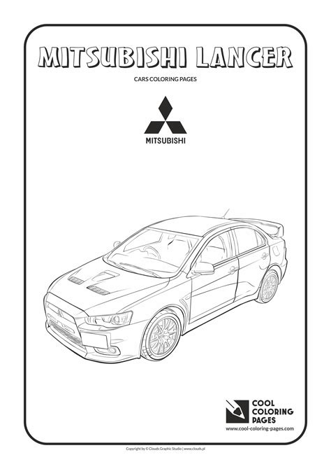 Printable Coloring Pages Race Cars
