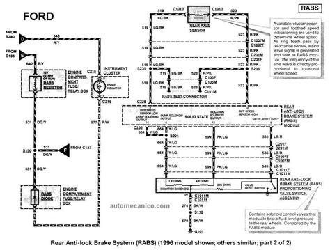 4 Wheel Wiring Diagram 1993 Ford Explorer by Ford Ranger Esquemas Diagramas Graphics