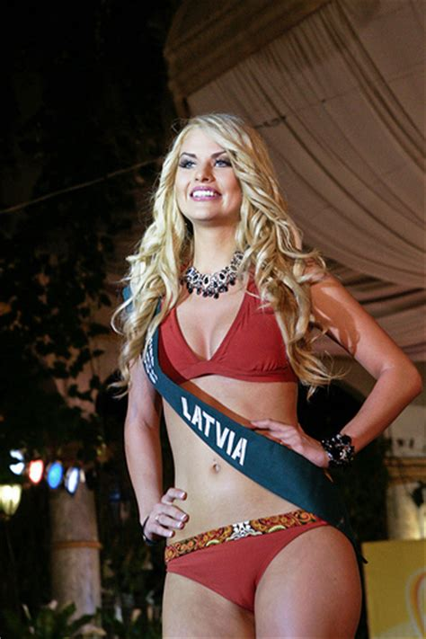 Miss Latvia   Miss Earth 2009   α is for äpΩL †   Flickr