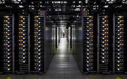Google Data Center Datacenter Wallpapers Server