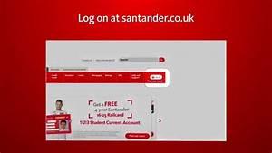 Santander Bank Mannheim : santander online banking how to log on youtube ~ A.2002-acura-tl-radio.info Haus und Dekorationen