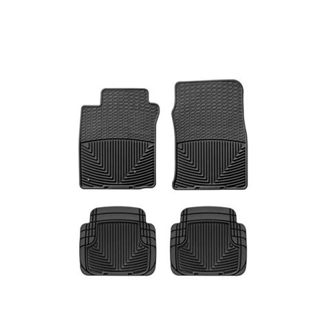 weathertech floor mats black friday 2005 2009 mustang weathertech all weather full floor mats black w39 w50