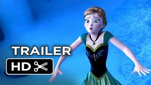 Frozen Official Trailer 1 2019 Disney Animated Movie