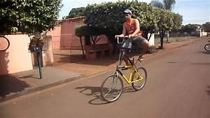 Bicicleta de Dois Andar ! - YouTube