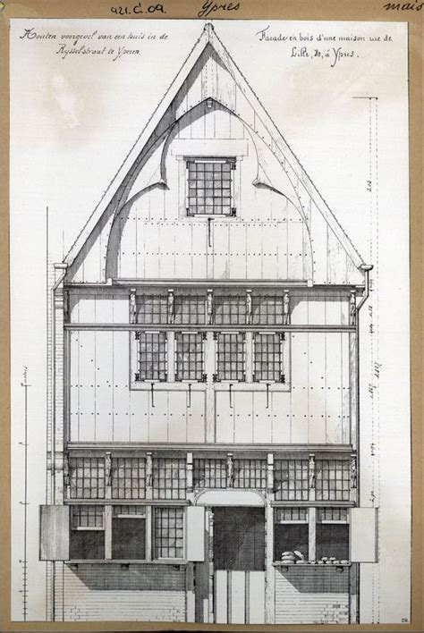 houten huis constructie halle and lille on