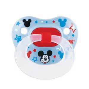 Mickey And Minnie Mouse Bath Decor mickey mouse 2 pack orthodontic pacifiers from nuk