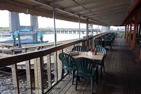 deck restaurant daytona our deck a secret daytona spot