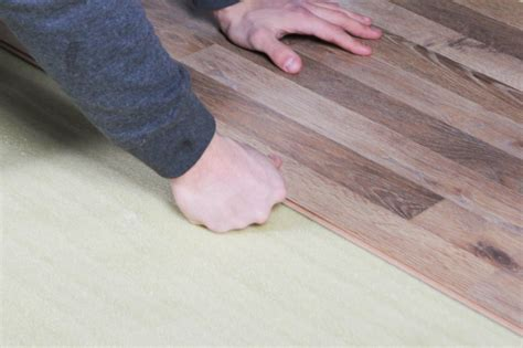 installing underlayment for laminate flooring how should i prepare for a laminate flooring installation
