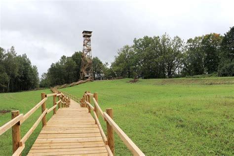 3. Meņģeles skatu tornis un Dullā Daukas birzs ...
