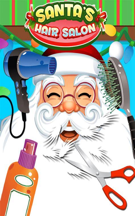 amazoncom christmas hair salon santas barbershop