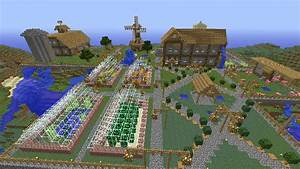 Roaring Design: blog #500 >> Minecraft Farm & More!