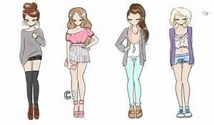 By debbyarts | Fashion illustrations | Pinterest