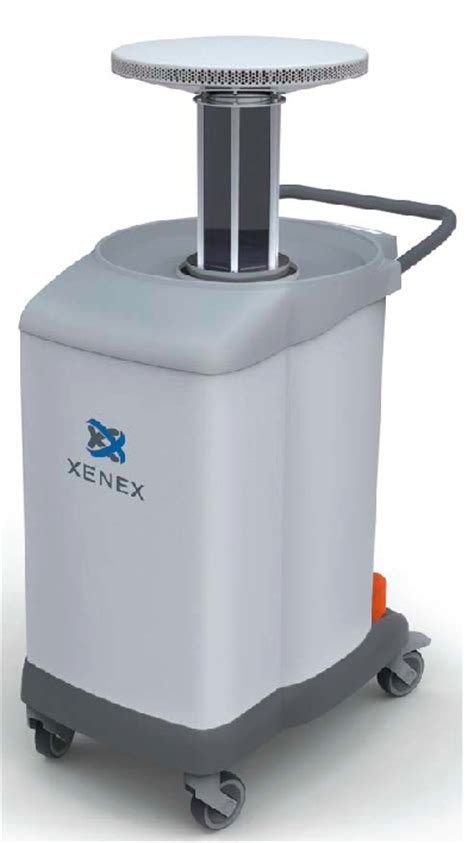 uv licht desinfektion xenex uv emitting room disinfection robots ready to tackle ebola and other contamination
