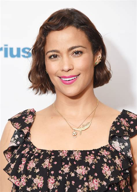 paula patton finger wave short hairstyles lookbook stylebistro