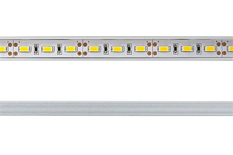 aluminum led light bar fixture low profile aluminum
