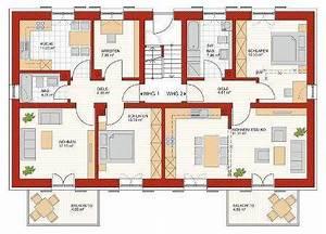 Haus Grundrisse Beispiele : mehrfamilienhaus grundriss beispiele house appartements pinterest haus grundriss und haus ~ Frokenaadalensverden.com Haus und Dekorationen