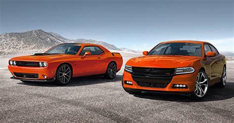 More Dodge Challenger, Charger Models Get Go Mango