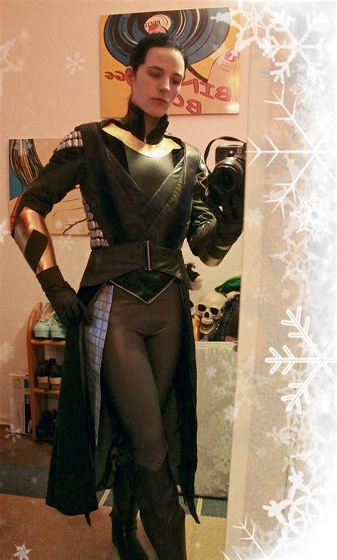 Fahrlights Loki Cosplay I Am Screaming Inside Fahr