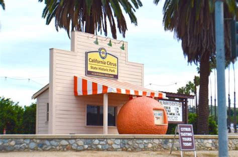 california citrus state historic park  awesome