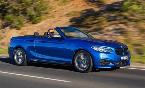 Bmw M235i Convertible On Sale In Australia From ,800